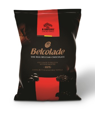 Belcolade Selection Noir Cacao-Trace