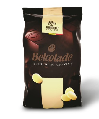 Belcolade Selection Blanc Cacao-Trace