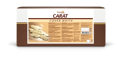 Carat Cover White